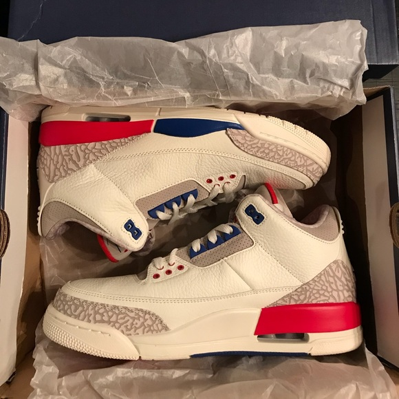 96cab7ba8b6 Jordan Shoes | Air 3 International Flight | Poshmark